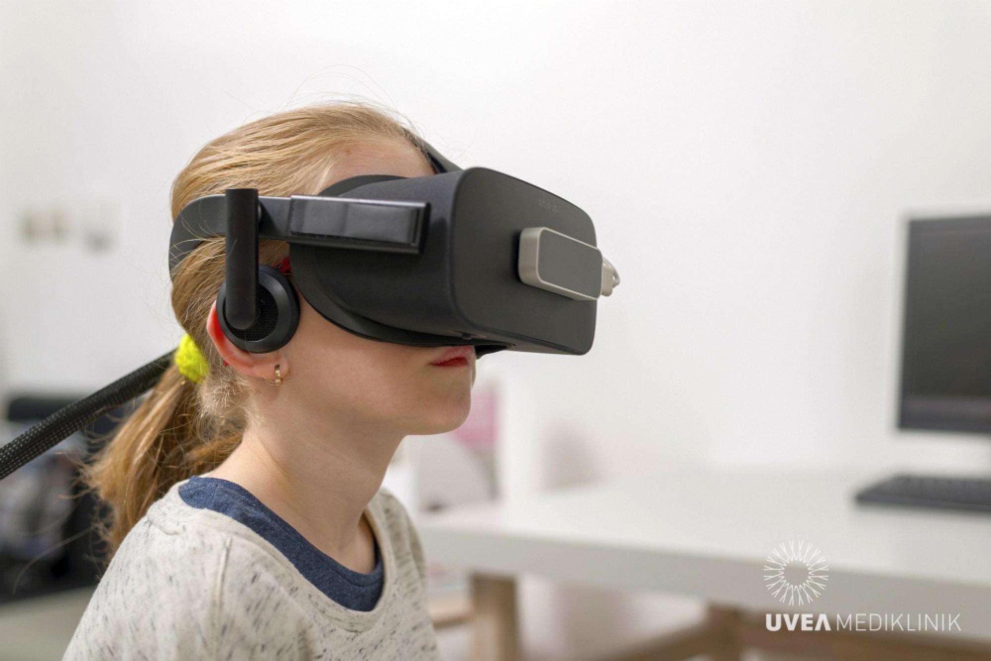 cccc9a5f2 Naše vedecké poznatky o liečbe tupozrakosti pomocou virtuálnej reality si  všimli ...